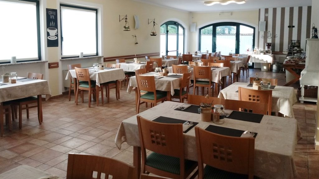 mezza pensione hotel agli ulivi